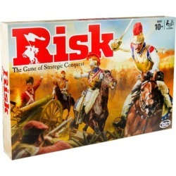 Official Risk Board Game found on Bargain Bro UK from yellow bulldog