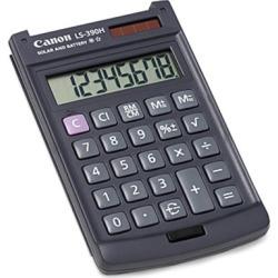 Canon LS390HBL Calculator