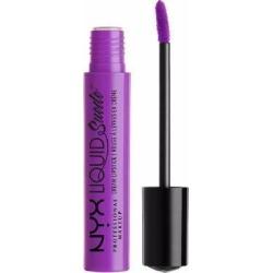 NYX Liquid Suede Cream Lipstick - Run The World - #LSCL15