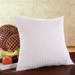 Costbuys  White Cushion Insert Filling PP Cotton Throw Pillow Inner Core Decor Car Chair Soft Seat Cushion 35/40/45/50/60/70 cm