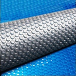 Aquabuddy 8 x 4.2M Solar Swimming Micron Pool Cover - Blue found on Bargain Bro India from Simply Wholesale for $185.16