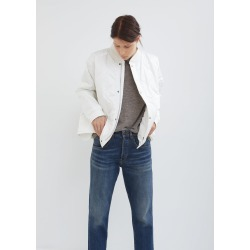 6397 Quilted Jacket White Size: Medium found on MODAPINS from la garconne for USD $745.00