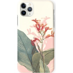 iPhone Case - Lonely Flower - Botany in Brown/Pink/Red by Always Seek Original Artist found on Bargain Bro India from SHOPVIDA for $40.00