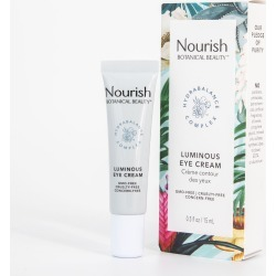 Luminous Eye Cream found on MODAPINS from NourishOrganic.com for USD $19.99