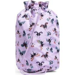 Vera Bradley Cinch Laundry Bag in Lavender Butterflies Purple found on Bargain Bro from Vera Bradley for USD $45.60