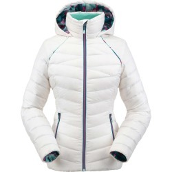 Spyder Women's Timeless Hoodie Size Small in White