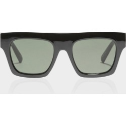 Le Specs - Subdimension Sunglasses in Black found on MODAPINS from glue store for USD $45.48