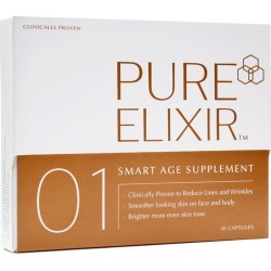 Pure Skin Elixir 01 SMART Age Supplement - 30 capsules