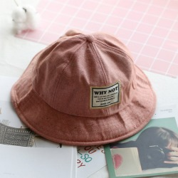 Costbuys  Bucket Hats Cotton Casual Fisherman Caps Hip-hop Hats For Men Women Lovely Hat - Pink found on Bargain Bro India from cost buys for $90.00