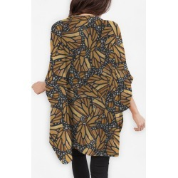 Cocoon Wrap - Monarch Butterfly Wings by VIDA Original Artist found on Bargain Bro Philippines from SHOPVIDA for $125.00