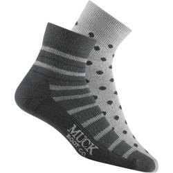Women's Serena Quarter Length Socks | Medium | The Original Muck Boot Company