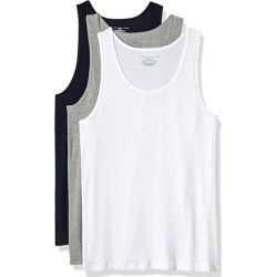 Tommy Hilfiger 3-Pack Classic Tank Top Carbon Heather 09TTK01 found on Bargain Bro Philippines from Freshpair for $39.50