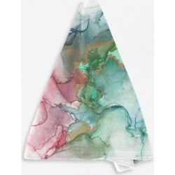 Napkin Set - Giants in Blue/Green/Pink by VIDA Original Artist found on Bargain Bro Philippines from SHOPVIDA for $50.00