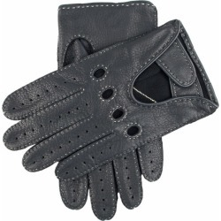 Dents Men's Deerskin Leather Driving Gloves In Navy Size Xl found on Bargain Bro UK from Dents