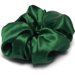TEYA scrunchie Linda Green OVERSIZE - Green found on Makeup Collection from Oxygen Boutique for GBP 29.11