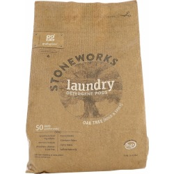 Stoneworks Laundry Detergent Pods Oak Tree 50 Loads by Grab Green found on Bargain Bro India from Herbspro for $14.93