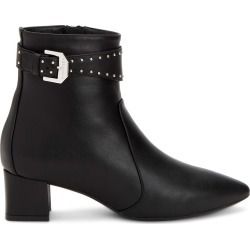 Aquatalia Prisca Black In Size 9 - Leather - Made In Italy found on MODAPINS from Aquatalia for USD $550.00