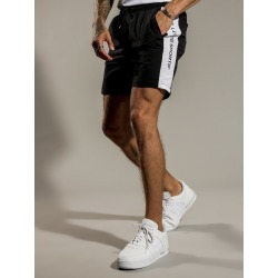 Le Coq Sportif - Pigalle Swim Shorts in Black found on MODAPINS from glue store for USD $17.95
