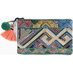 Shiraleah Kyra Zip Pouch in Multi found on Bargain Bro India from CoEdition for $46.00