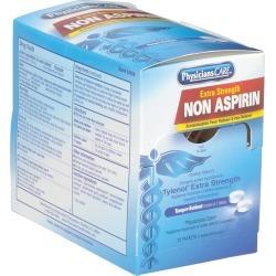 PhysiciansCare® Non-Aspirin Tablets