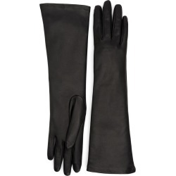 Aquatalia Leather Glove Black In Size 8 - Leather - Made In Italy found on MODAPINS from Aquatalia for USD $195.00