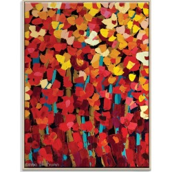 Jinan Canvas Print With Frame