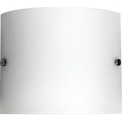 Simple Wall Mounted Light Frost Glass