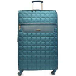 Tahari Quilted 4-Piece Spinner Luggage Set