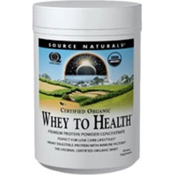 Whey To Health 10 oz. Powder by Source Naturals found on MODAPINS from Herbspro - Dynamic for USD $37.50