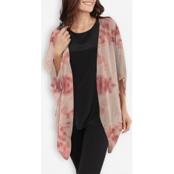 Cocoon Wrap - Redpink by VIDA Original Artist found on Bargain Bro India from SHOPVIDA for $110.00