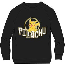 Official Pokémon Pikachu Kids Sweater - AGE 14-15 found on Bargain Bro UK from yellow bulldog