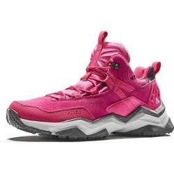 Costbuys  Men Women's Hiking Shoes,Climbing Outdoor Waterproof,River Trekking Shoes - Rose Women / 46