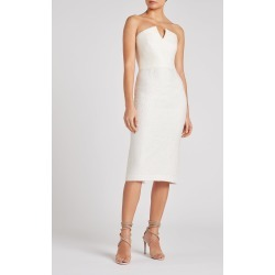 Aimee Dress - 6 / White found on Bargain Bro UK from Roland Mouret