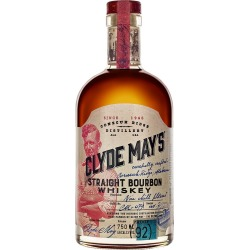 Clyde May's Straight Bourbon Whiskey found on Bargain Bro from ReserveBar for USD $30.40