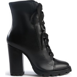 Malaysia Bootie - 7.5 Black Leather