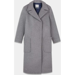 Gloverall Eva Long Peacoat - Women's found on MODAPINS from The Last Hunt for USD $315.56