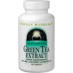 Green Tea Extract 30 Tabs by Source Naturals found on Bargain Bro India from Herbspro for $4.75