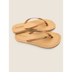 Volcom Lagos Sandals - Tan - 5 found on Bargain Bro Philippines from volcom.com for $28.00