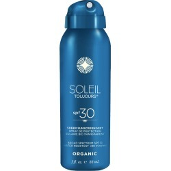 Soleil Toujours Organic Sheer Sunscreen Mist SPF 50 - 88ml found on Makeup Collection from Oxygen Boutique for GBP 34.64