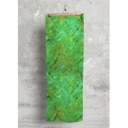 Modal Scarf - The Greens in Green by VIDA Original Artist
