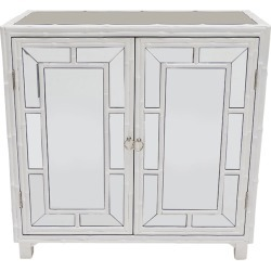 Boyd 2 Door Cabinet White found on Bargain Bro India from interiors online AU for $495.42