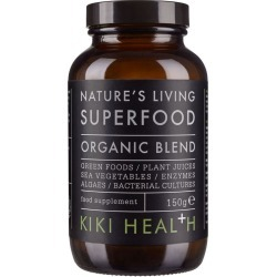 Kiki Health Nature's Living Superfood, Organic - 150g found on Bargain Bro UK from Oxygen Boutique
