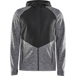 Craft Charge FZ Sweat Hood Jacket - Men's found on MODAPINS from The Last Hunt for USD $41.08