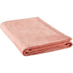 """Lightweight and Warm Multi-purpose Blanket for Office and Home 39""""x55"""" - Multiple Colors, Pink / 39""""x55"""""""