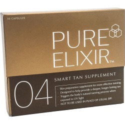 Pure Skin Elixir 04 SMART Tan Supplement - The best Tanning Supplement - 30 capsules found on Makeup Collection from Oxygen Boutique for GBP 27.07
