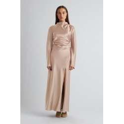 CAMILLA AND MARC - Tilly Formal Dress - champagne / 8 found on Bargain Bro from Camilla and Marc for USD $410.07