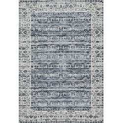 Magnolia Border Denim Rug found on Bargain Bro Philippines from Simply Wholesale for $521.34