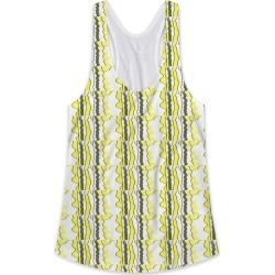 Printed Racerback Top - Abstract Flow 761 by VIDA Original Artist found on Bargain Bro India from SHOPVIDA for $45.00