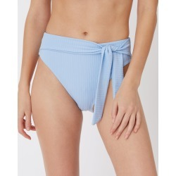 Anais Rib Tie Bottom - M Blue Bell found on MODAPINS from Onia for USD $95.00