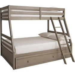 Lettner Twin/Full Bunk Bed